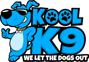 Kool K9 Doggy Daycare Logo